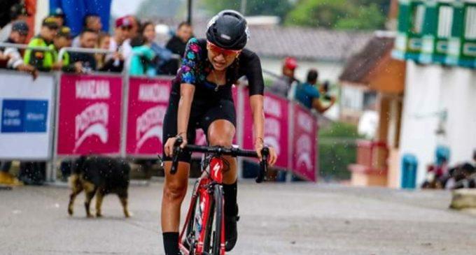 Ciclista opita es nueva campeona nacional de ciclismo