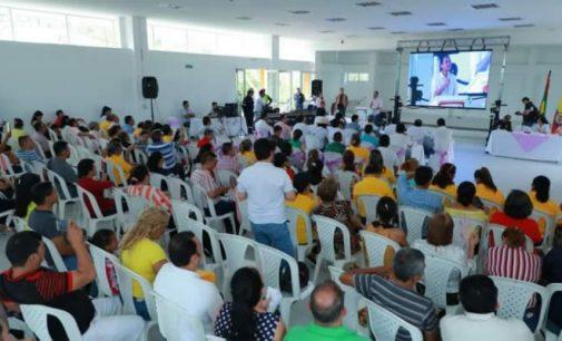 Alcaldía y comunidades inician la concertación del Plan de Desarrollo