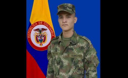 Desconocidos asesinan a militar en Pitalito