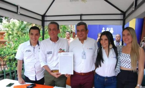 Convenio para dinamizar el empleo en Neiva