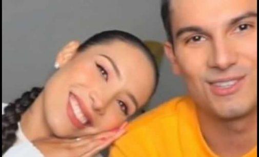 Ecografía confirma embarazo de Luis Fernanda W
