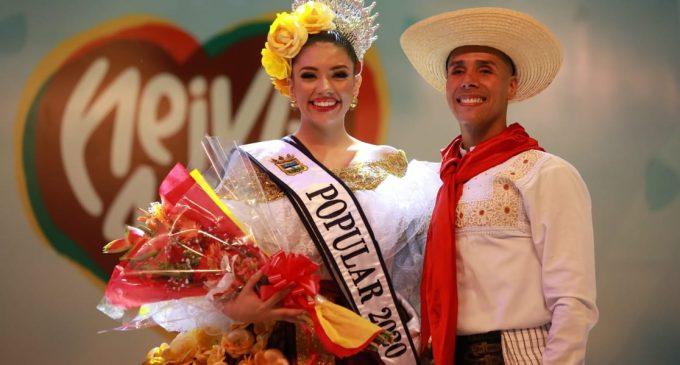 Las Granjas, nueva reina popular del sanjuanero huilense