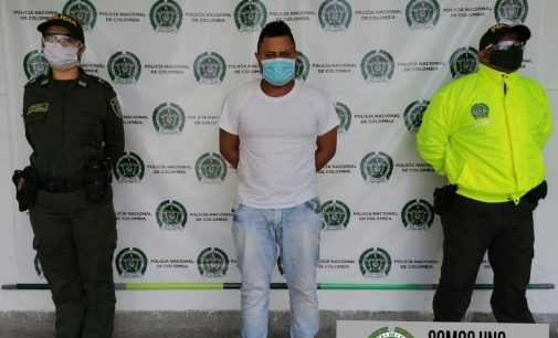 Joven accedió a una menor en Garzón y fue detenido