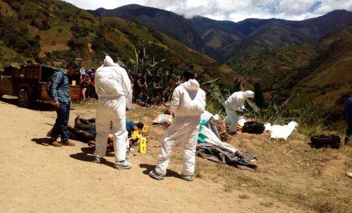 Presuntos combatientes murieron entre Caquetá y Putumayo