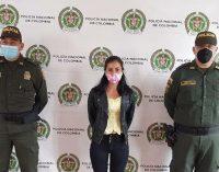 Capturada mujer en San Agustín quien deberá responder por una riña de cinco años atrás