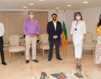 Giro de Medimás al Hospital Universitario