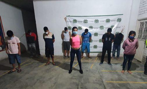 Gran ofensiva contra el hurto en Pitalito