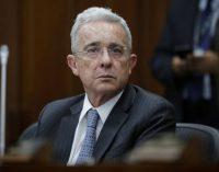 Suspendida audencia que definía la libertad de Uribe