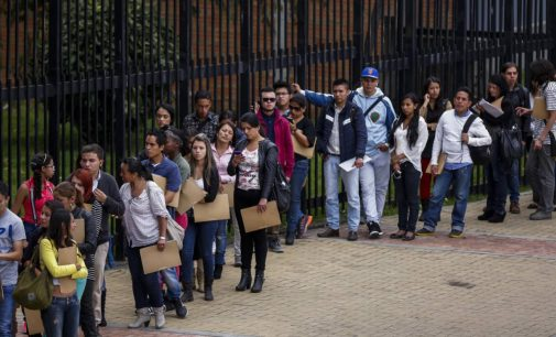 Desempleo en Colombia superó el 20 por ciento, Neiva la ciudad con mayor índice