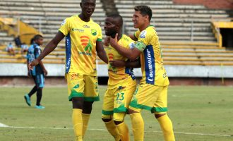 Huila empató como local ante Real San Andrés por la Copa
