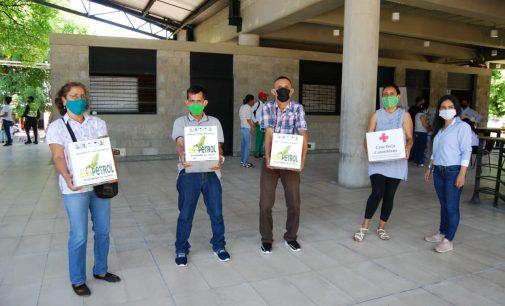 Entregados kits alimentarios a familias vulnerables de Neiva