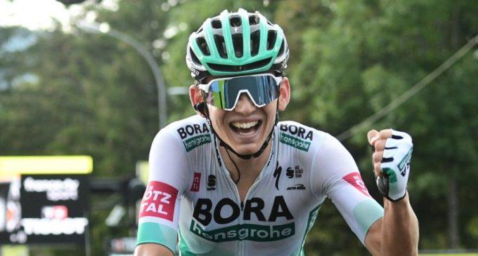 Victoria alemana en la etapa 16 del Tour