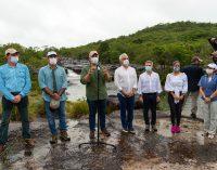 Reapertura de ocho parques naturales en Colombia