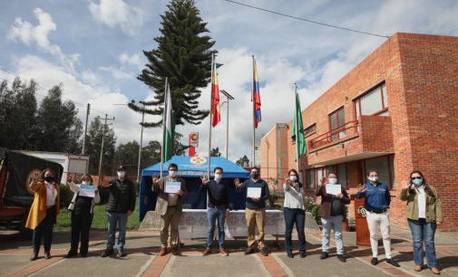 Mineros de toda Colombia se graduaron de programa de formalización