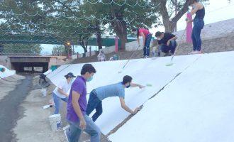 Neivanos, a elaborar el mural más grande de Colombia