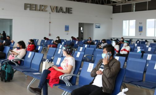 Colombia afronta fuerte temporada de transporte aéreo