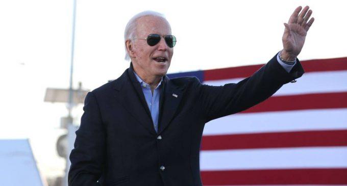 Congreso estadounidense ratifica a Biden como presidente