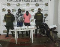 Capturadas personas en Algeciras