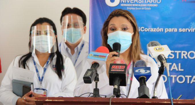 Suspendidas cirugías programadas en el Hospital Universitario