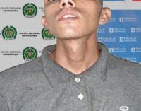 Capturada persona acusada por homicidio en Neiva