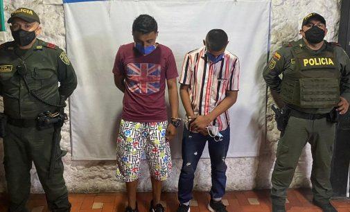 Detenidos por hurto a residencias en el oriente de Neiva