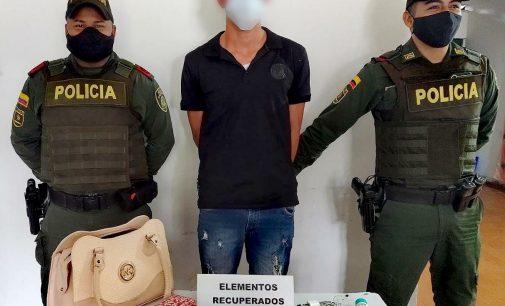 Capturada persona por hurto en el sur de Neiva