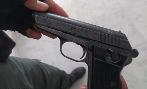 Capturado con arma de fuego en el suroriente de Neiva