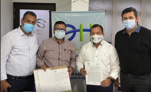 Firmado convenio para estudios y diseños de acueductos en Pitalito
