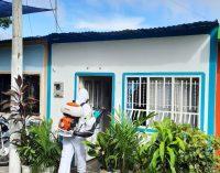 Se viene campaña de fumigación contra el dengue