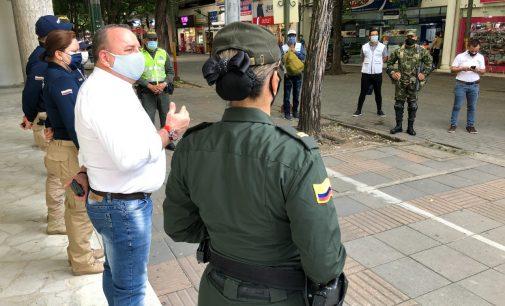 Nuevos resultados de la patrulla AntiCOVID este fin de semana en Neiva
