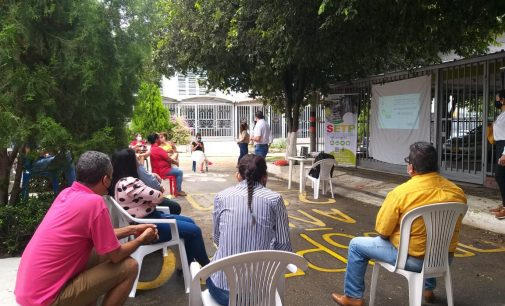 SETP realiza socializaciones con la comunidad