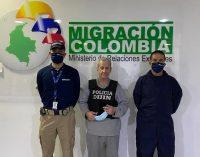 Hernán Giraldo ya se encuentra en Colombia