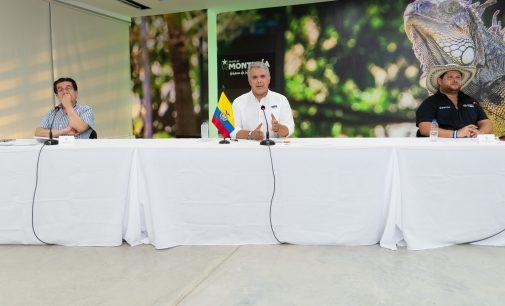 Duque: Colombia saldrá adelante con la vacunación masiva
