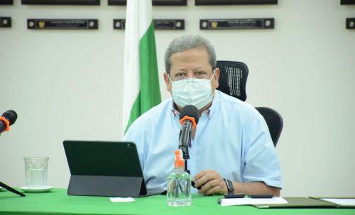 Gobierno Departamental adopta nuevas medidas para frenar el COVID 19