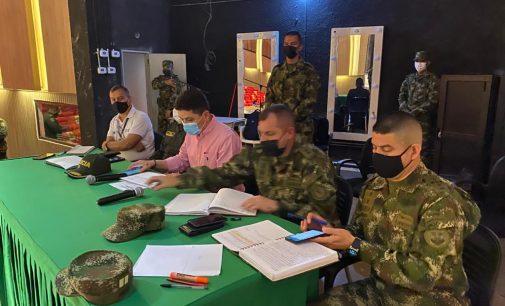 Entregados detalles del desminado humanitario en el Huila