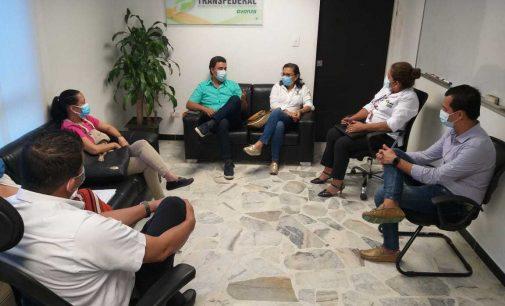 Proyecto del Setp, socializado ante agremiaciones en Neiva