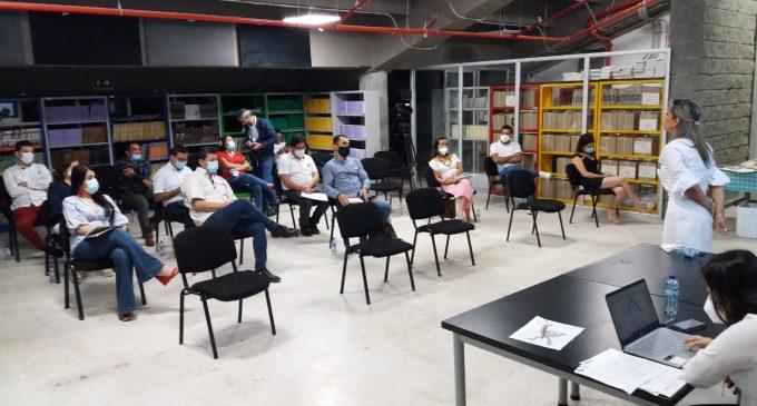 Comunidad conoció los avances de Neiva en materia de cultura