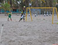 Neiva será sede de eliminatoria de fútbol playa