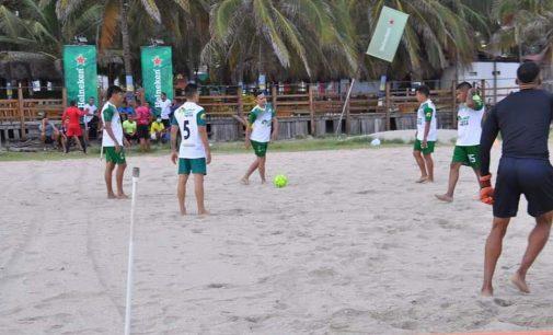 Eliminatoria nacional de fútbol playa en Neiva, para octubre