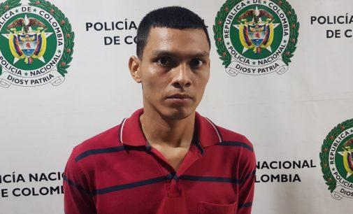 Detenido en Las Acacias a responder por hurto