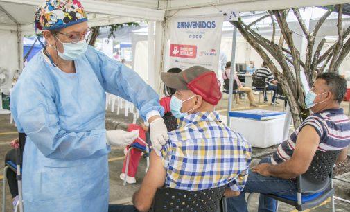 Jornada intensiva de vacunación contra el COVID 19 en el Huila