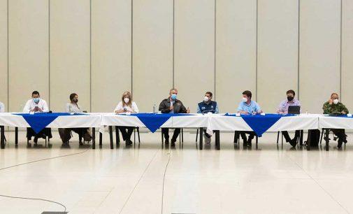 Cumplido Consejo de Seguridad en Cali