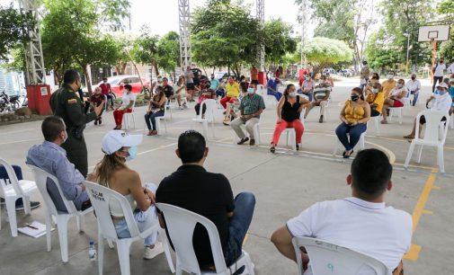 Activada mesa de diálogo permanente en la Comuna Uno