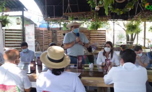 Acuerdo con el Cauca para fortalecer el turismo