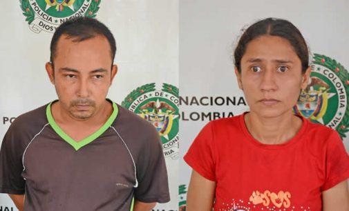 Dos detenidos en el suroriente de Neiva