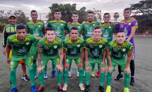 Clubes de fútbol tuvieron curadrangular en Neiva