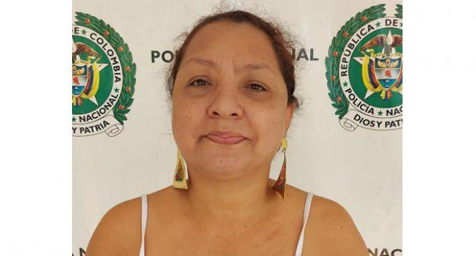 Detenida mujer por hurto