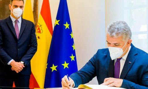 Firmados convenios de cooperación con España
