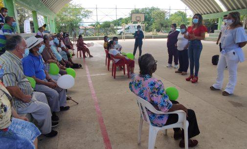 Atención integral a adultos mayores en el barrio San Bernardo