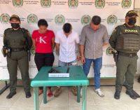 Capturadas personas con arma de fuego en Campoalegre